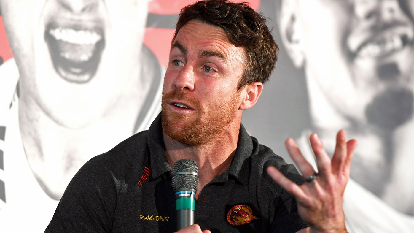 James Maloney sledges Sonny Bill Williams at Super League season launch