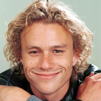 <p>Heath Ledger, 2000</p>