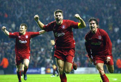 His thunderous strike against Olympiacos rescued Liverpool in the ECL.