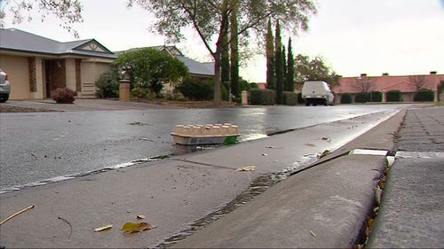 It's believed the victims had been throwing eggs prior to the attack. (9NEWS)