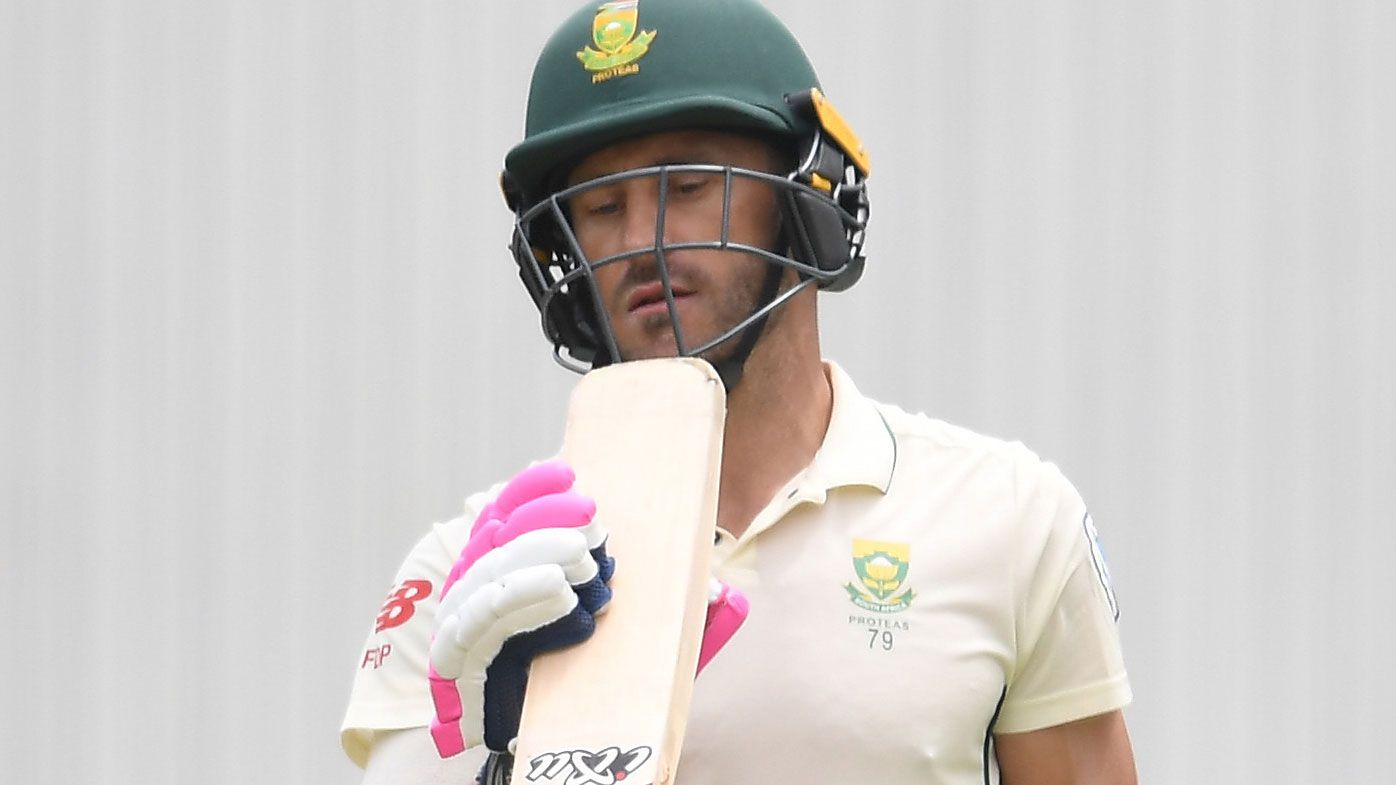 Faf Du Plessis bemused by South Africa loss at hands of Sri Lanka
