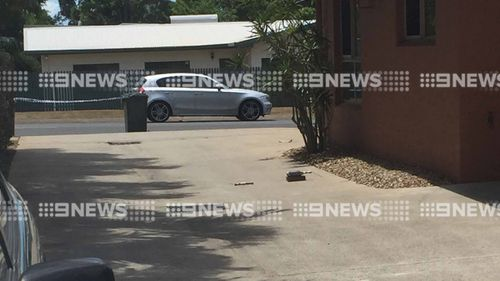 Ms Wilson said she wandered into the scene of a bomb scare in Cairns today. (Saskia Wilson)