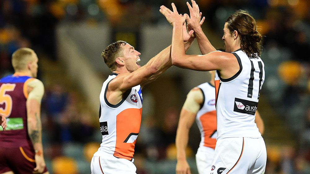 Lions plumb new AFL depths with GWS loss