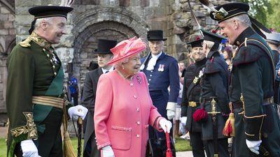 The Queen's Garden Parties, June 5