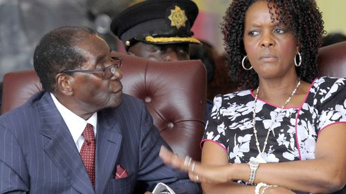 Forst Lady Grace Mugabe is not liked by Zimbabweans.