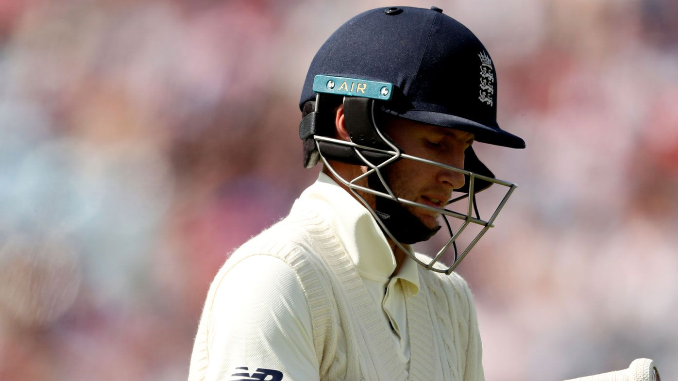 Joe Root is in a slump