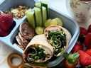 Dietitian Susie Burrell shares adult lunchbox recipe ready in minutes