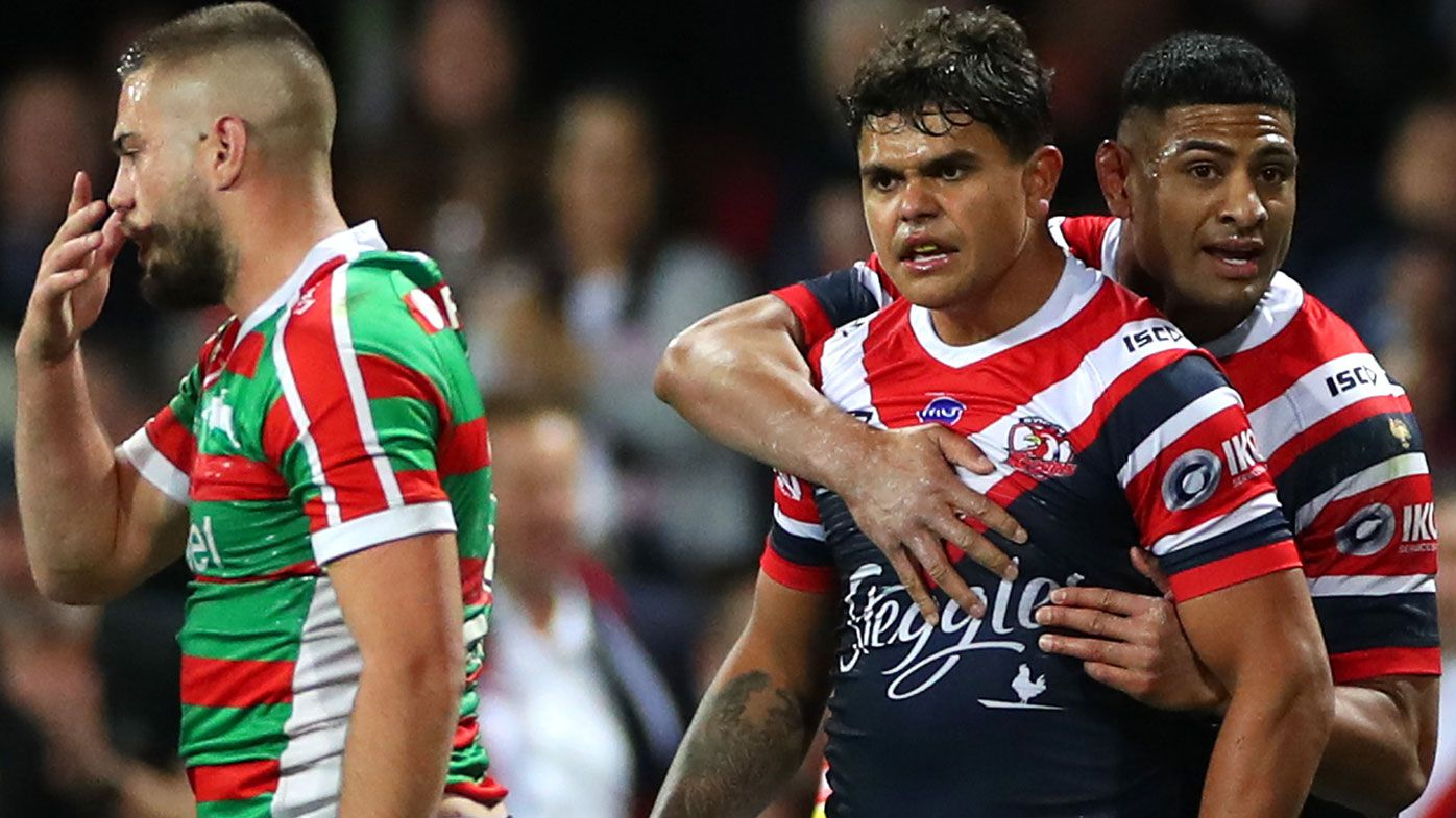 Latrell Mitchell linked with Rabbitohs switch, on same money as Roosters offered