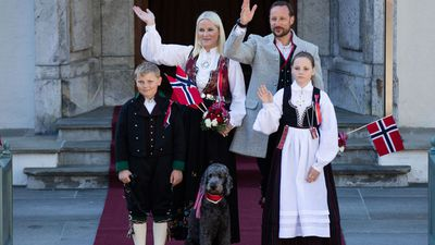 The Norwegian Royal Family in pictures