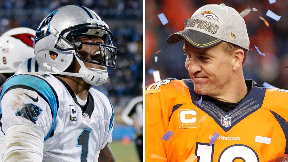 Denver to face Carolina in Super Bowl