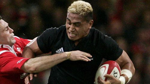 Former All Black Jerry Collins and wife killed in car crash
