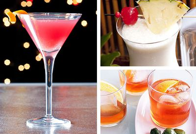 Google's most searched cocktails