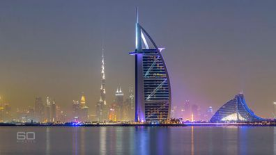 The UAE has the hide to try and promote itself as a progressive and prosperous nation.