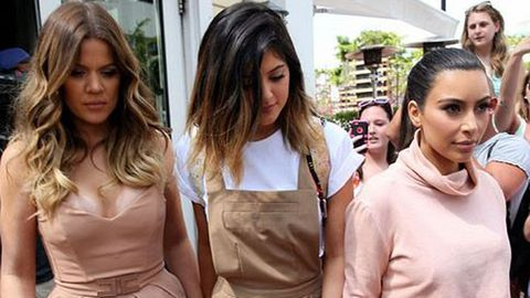 Khloe Kardashian, Kim Kardashian, Kylie Jenner