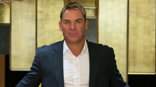 Reports say Shane Warne has been accused of assaulting a woman at a London venue. (AAP)