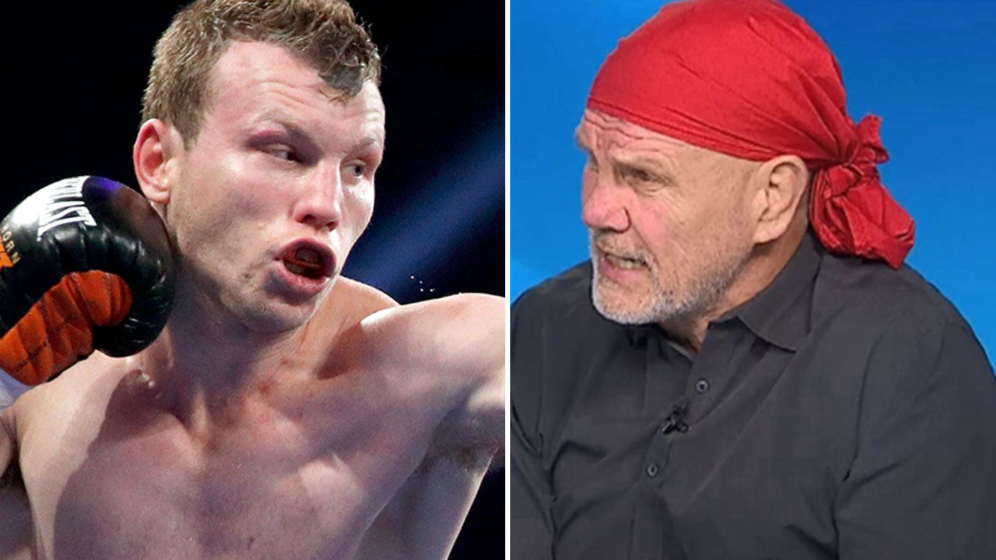 Peter FitzSimons rips boxing following brutal Jeff Horn's loss to Terence Crawford