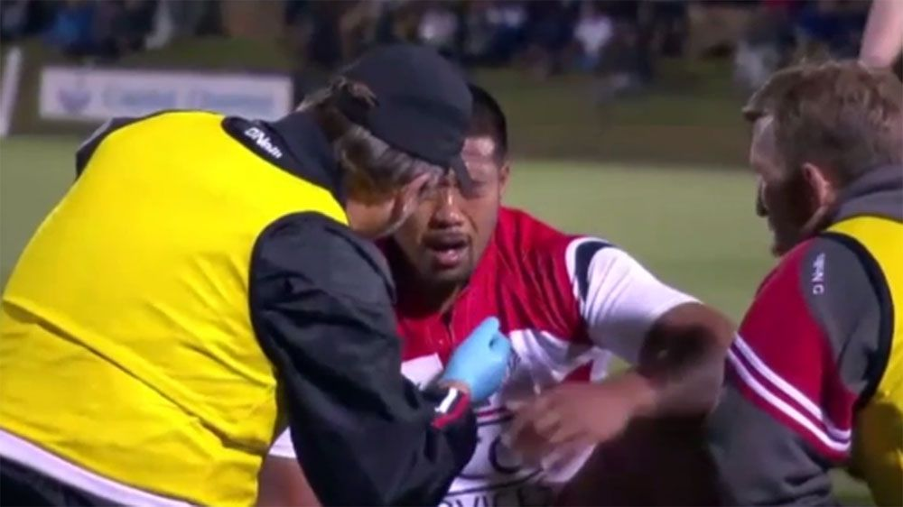 Fiji Drua backs face National Rugby Championship eye gouging charges