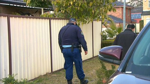 It took residents a day to report a shooting after four homes in Katinka Street were targeted.