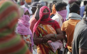 Coronavirus: India's case tally reaches six million