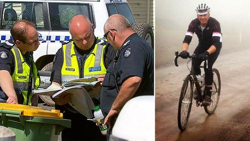 Body of missing Melbourne mountain biker found by police