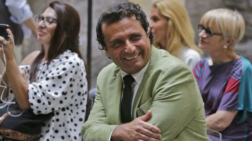 'I am an expert': Costa Concordia captain gives safety lecture at Italian university