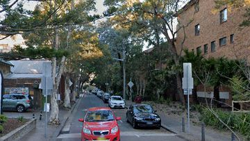 A man allegedly broke into a woman's home on Bulwara Road sexually assaulted her.