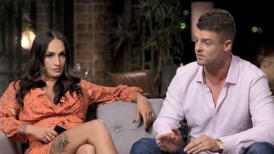 Hayley and David Married At First Sight MAFS 2020