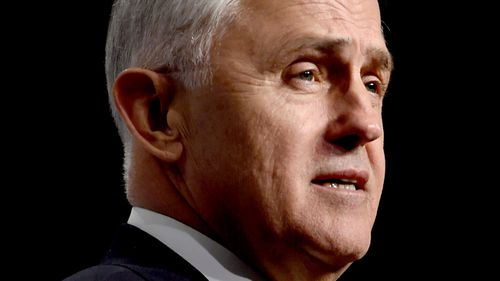 Prime Minister Malcolm Turnbull. (AAP)