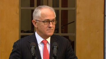 9RAW: Prime Minister Malcolm Turnbull responds to Sonia Kruger's comments on Muslim immigration
