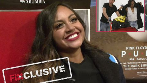 EXCLUSIVE! Jessica Mauboy shares marriage, music and US plans with TheFIX