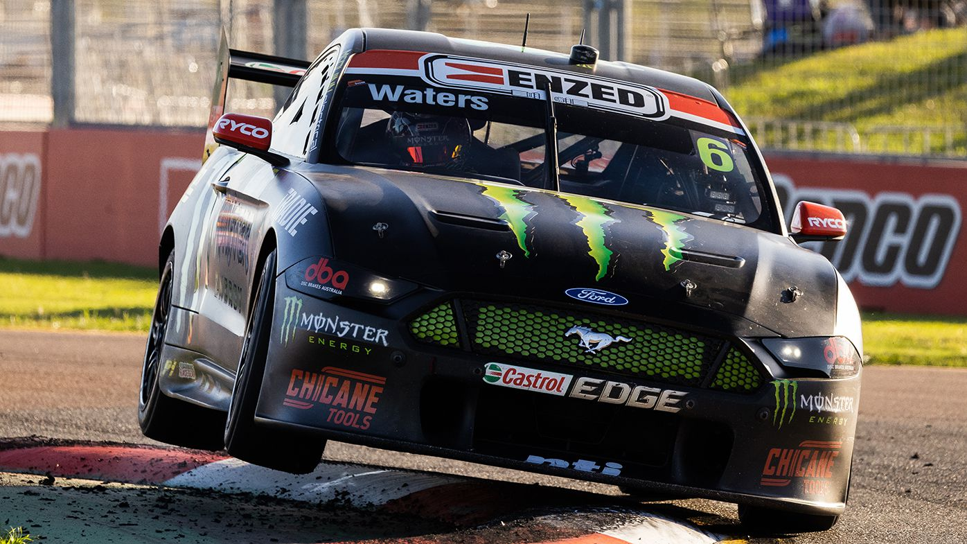 Tickford's Cam Waters is currently third in the Supercars championship.