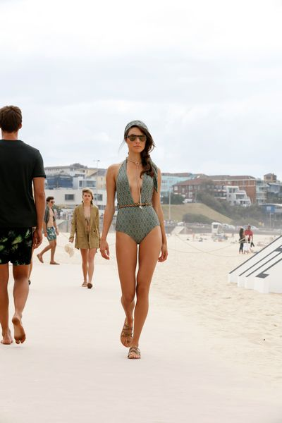 "Swimwear: Nookie Beach coming to The Iconic<br> Shoes: Urge at <a href=""http://www.theiconic.com.au/ruby-398190.html"" target=""_blank"">The Iconic</a><br> Belt: Status Anxiety at <a href=""http://www.theiconic.com.au/never-never-belt-430047.html"" target=""_blank"">The Iconic</a>"
