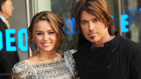 Miley Cyrus engagement: Dad Billy Ray hopes it will be a 'very long one'