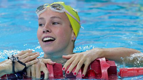Aussie swimmers look to open Commonwealth Games in style