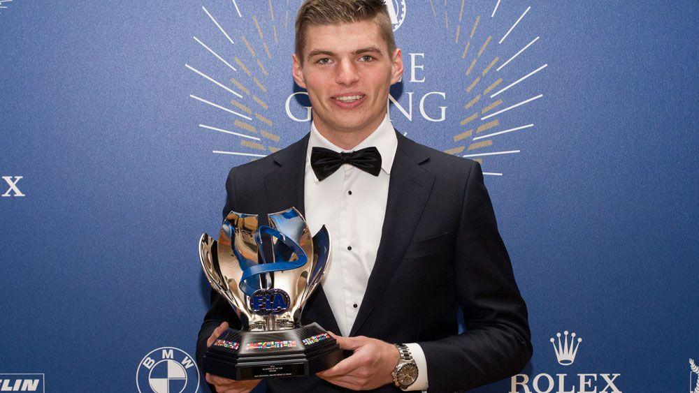 Max Verstappen.(AFP)