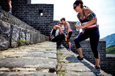 <strong>The Great Wall Marathon</strong>