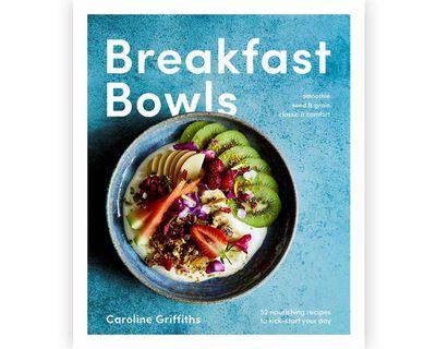 "<a href=""http://www.simonandschuster.com.au/books/Breakfast-Bowls-52-Nourishing-Recipes-to-Kickstart-Your-Day/Caroline-Griffiths/9781925418262"" target=""_top""><em>Breakfast Bowls: 52 Nourishing Recipes to Kickstart Your Day</em> by Caroline Griffiths (Simon & Schuster Australia), RRP $29.99.</a>"
