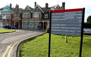 Secret footage from WWII spy centre Bletchley Park published online