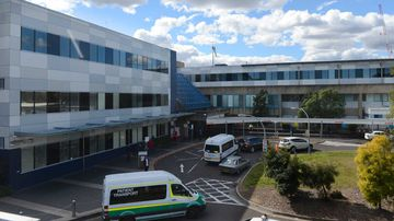 Westmead Hospital has been named in a scathing report on waiting times.