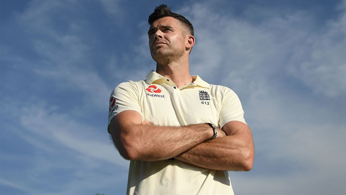 James Anderson denied knighthood due to fears of Ashes sledging in Australia