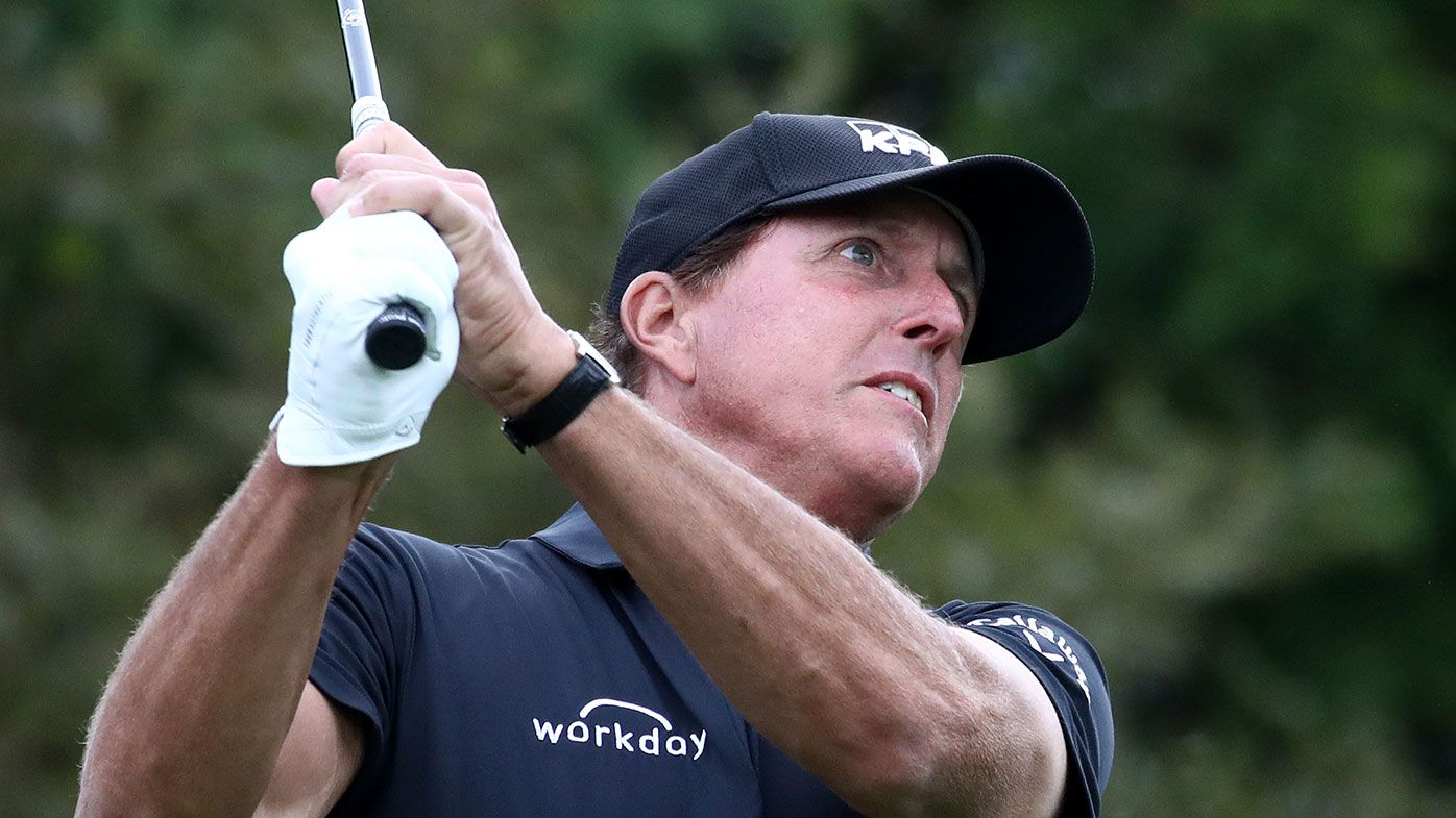 Phil Mickelson's incredible run of Presidents Cup appearances appears over.