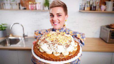Jane de Graaff's cheat's banoffee pie