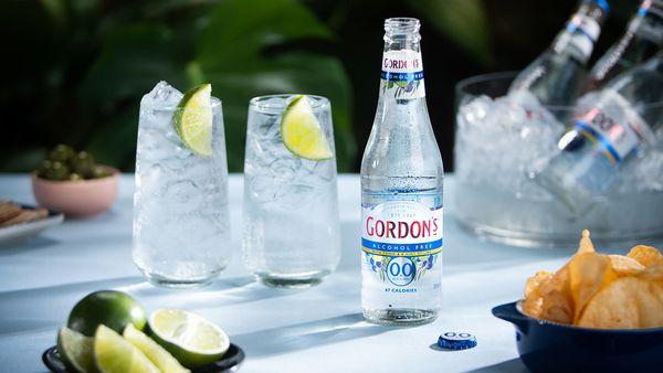 Gordon's 0.0% & Tonic Premix 330ml 4-pk, $14.99