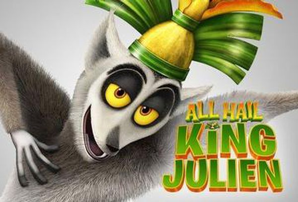 All Hail King Julien TV Show - Australian TV Guide - The FIX