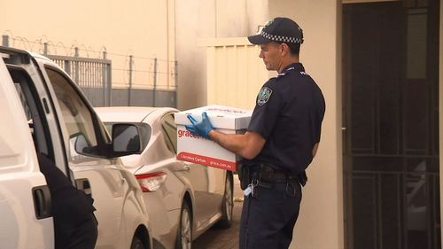 Police seized documents from Integrity Care in their investigation of the death of Annie Smith.