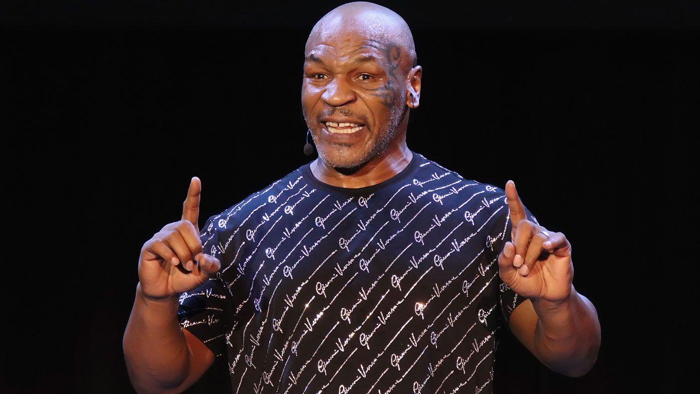 Former heavyweight champion Mike Tyson 'still got it' amid boxing comeback