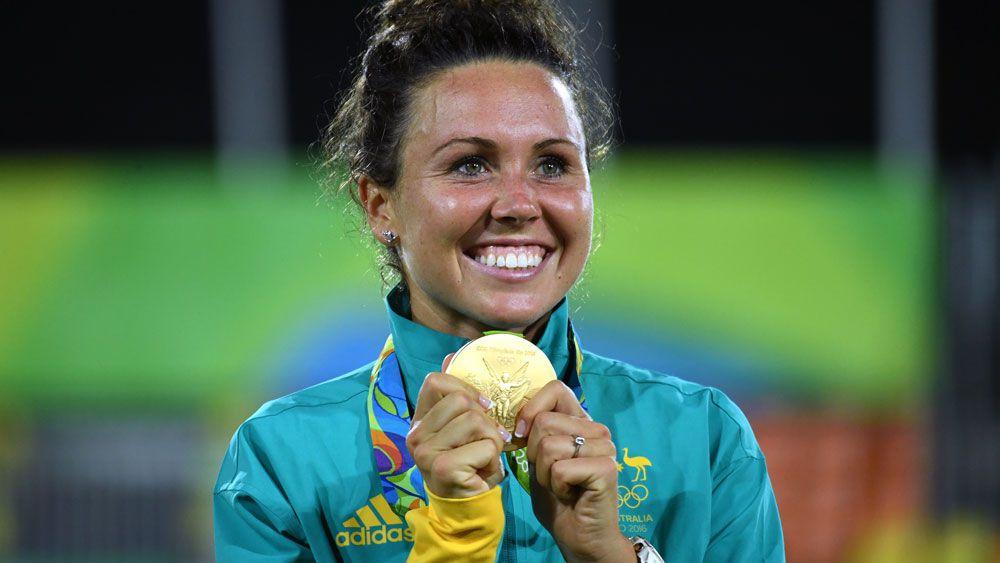 Rio Olympics: Chloe Esposito wins gold in modern pentathlon