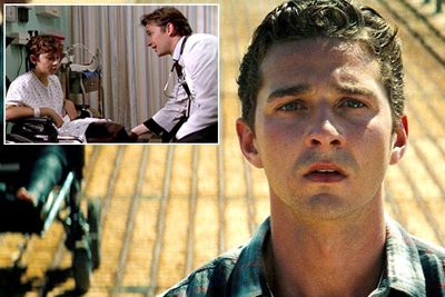 <B>You know him as...</B> Sam Witwicky in the <I>Transformers</I> films and Indiana Jones' son Mutt Williams in <em>Indiana Jones and the Kingdom of the Crystal Skull</em>.<br/><br/><B>Before he was famous...</B> Shia checked into <em>ER</em> way back in 1999, playing Daniel Smith, a young boy fighting muscular dystrophy. The role followed appearances on shows such as <em>The X-Files</em> and <em>Suddenly Susan</em>.