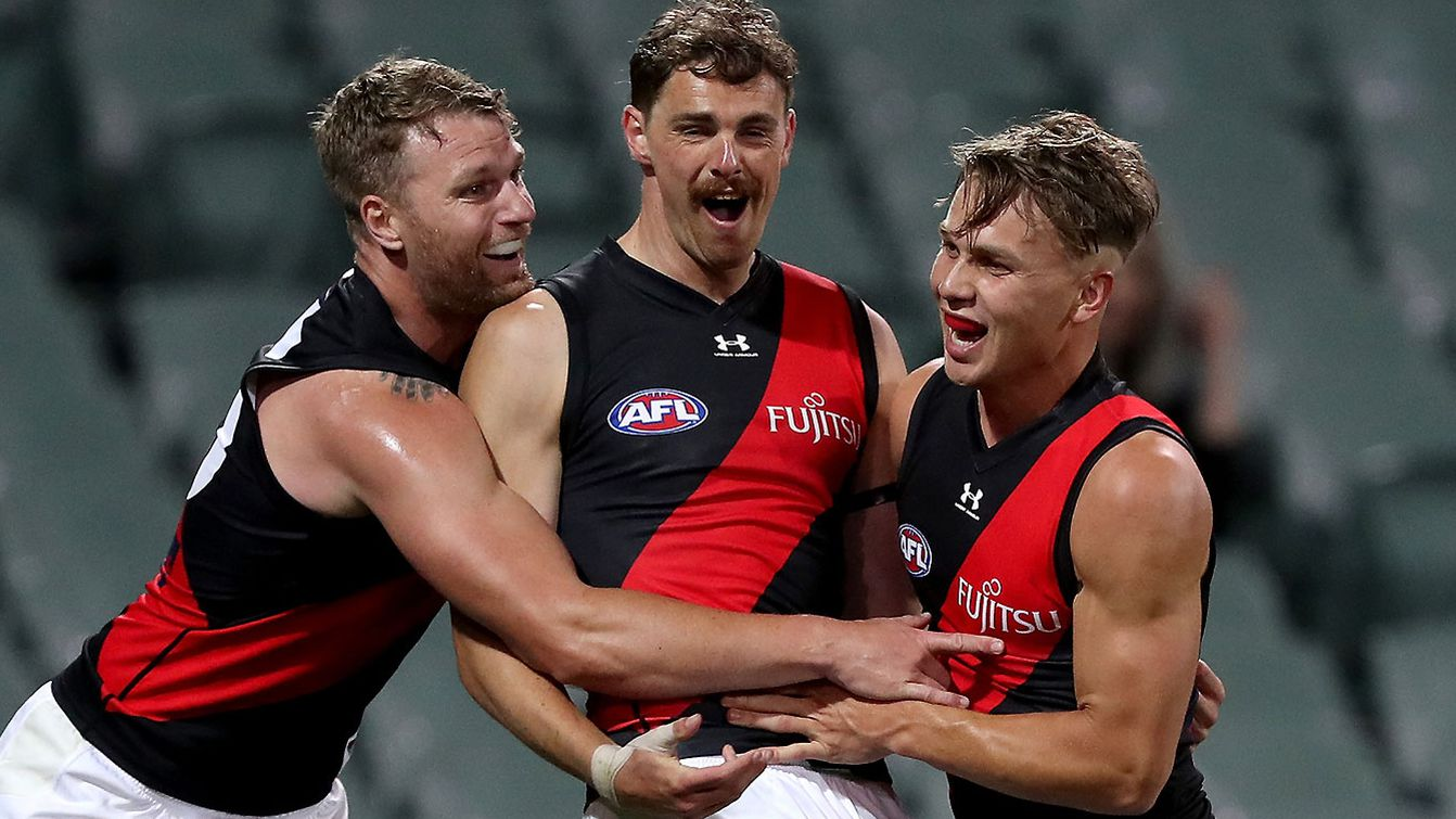 Joe Daniher's 'extraordinary' return for the Bombers could spark an AFL bidding war