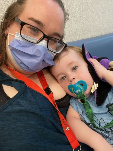 Rachel and Aston Cystic Fibrosis